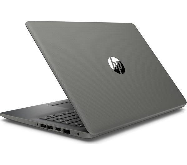 Hp 14in Amd Ryzen 3 Black Laptop Black Amd Ryzen 3 2200u