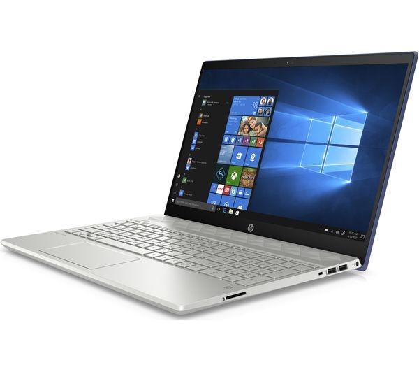 Hp Pavilion 15 Cw0598sa 15 6in Blue Laptop Amd Ryzen 3