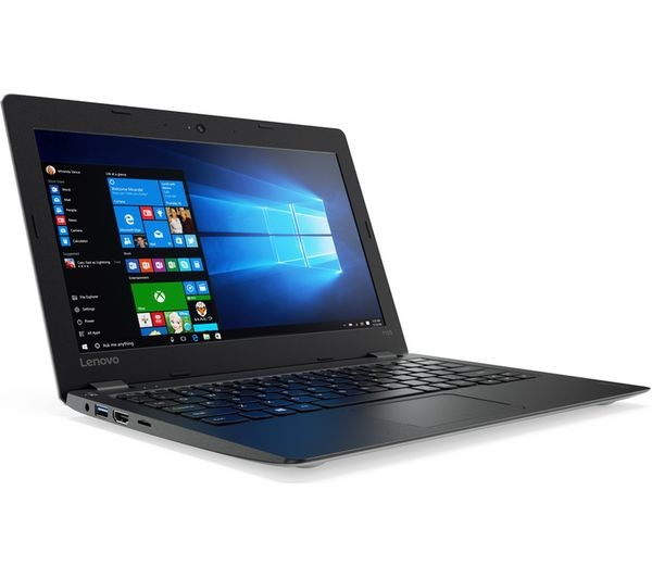 lenovo ideapad 110s laptop intel quadcore processor n3160 2gb ram 32gb emmc 11 6 ips led. Black Bedroom Furniture Sets. Home Design Ideas