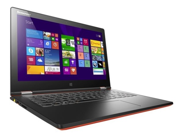 Lenovo Yoga 2 2 In 1 Convertible Laptop Tablet Intel