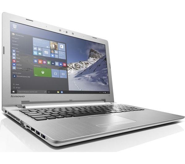 LENOVO Ideapad 500 15 6in Laptop - White - Intel® Core© i5-6200U