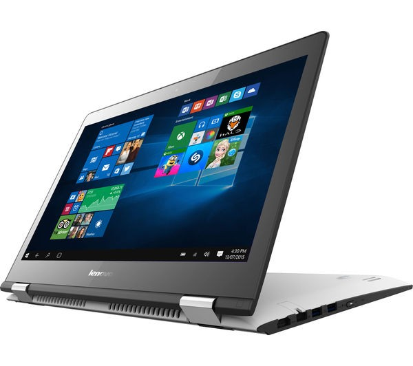 6be469e2da529 LENOVO YOGA 500 2 in 1 Gaming Laptop - Intel® Core™ i5-6200U 8GB RAM 1TB  SSHD+ 8GB SSD 2GB NVIDIA GeForce 920M 14